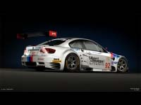 BMW M3 GTR Studio Shot